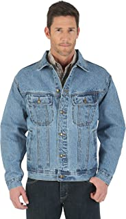 Wrangler Men's Rugged Wear Unlined Denim Jacket
