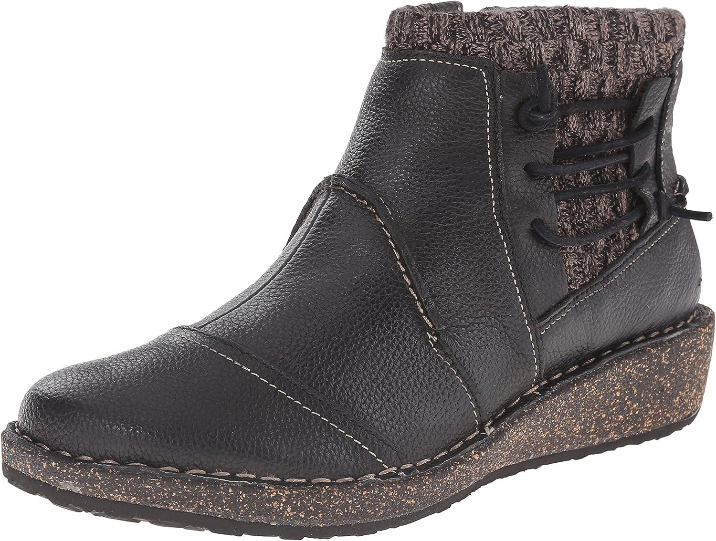 Aetrex Women's Tessa Short Sweater Boot