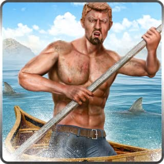 Ultimate Kayak Survival Escape Rules Of Survival Fighting Evolution Game 3D: Raft Survivor Hero Pacific Island Escape Simulator Adventure Action Mission Games Free For kids 2018