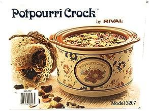 Potpourri Warmer Crock