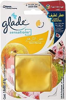 جليد زجاج معطر عبير الازهار -غيار - 8 جم