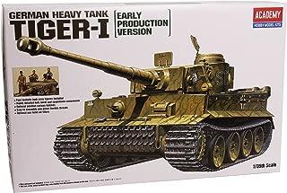 Desconocido Academia Tiger I 1:35 TEMPRANA