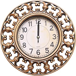 Tredo Analog Wall Clock - 25Cm - T006