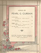 Pearl G. Curran Sonny Boy for High Voice in D & Piano