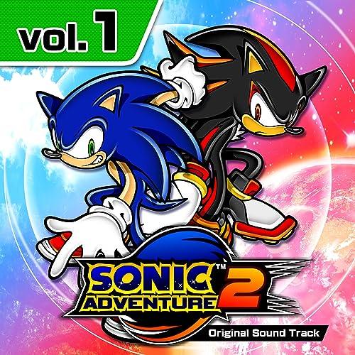 Sonic Adventure 2 Original Soundtrack vol 1 by Various
