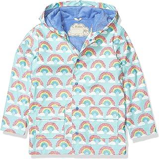 1 EA HATLEY Rainbow Unicorns Raincoat 6