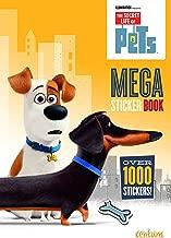 The Secret Life of Pets: Fun Sticker Book