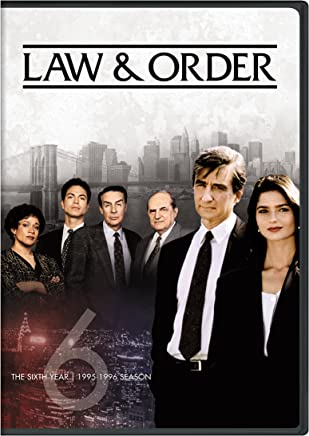 Law & Order: The Sixth Year [Importado]