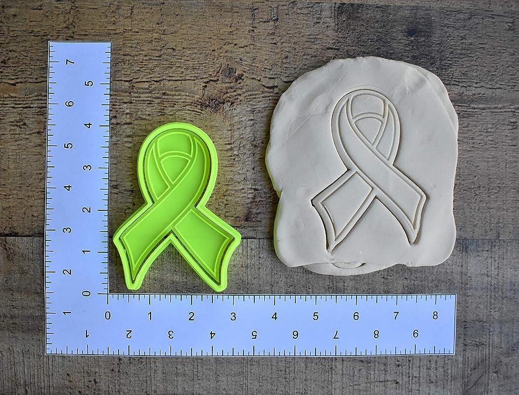 Awareness Ribbon Cookie Cutter 1069 Fondant Cutter
