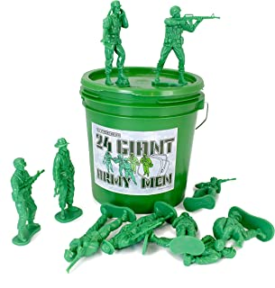 Amazon com: army men - Action & Toy Figures / Grown-Up Toys