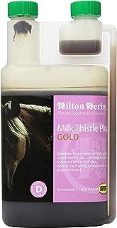 milk thistle for horses