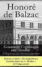 Gesammelte Erzählungen und Novellen: 27 Erzählungen und 2 Novellen in einem Band: Katharina von Medici + Die dreißig tolldreisten Geschichten: Band 1 bis ... Börse + El Verdugo und mehr (German Edition)