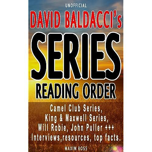 David Baldacci Books In Order: Amazon.com