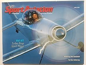 EAA Sport Aviation, April 2003