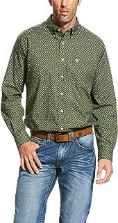 ARIAT Men's Wrinkle Free Long Sleeve Shirt