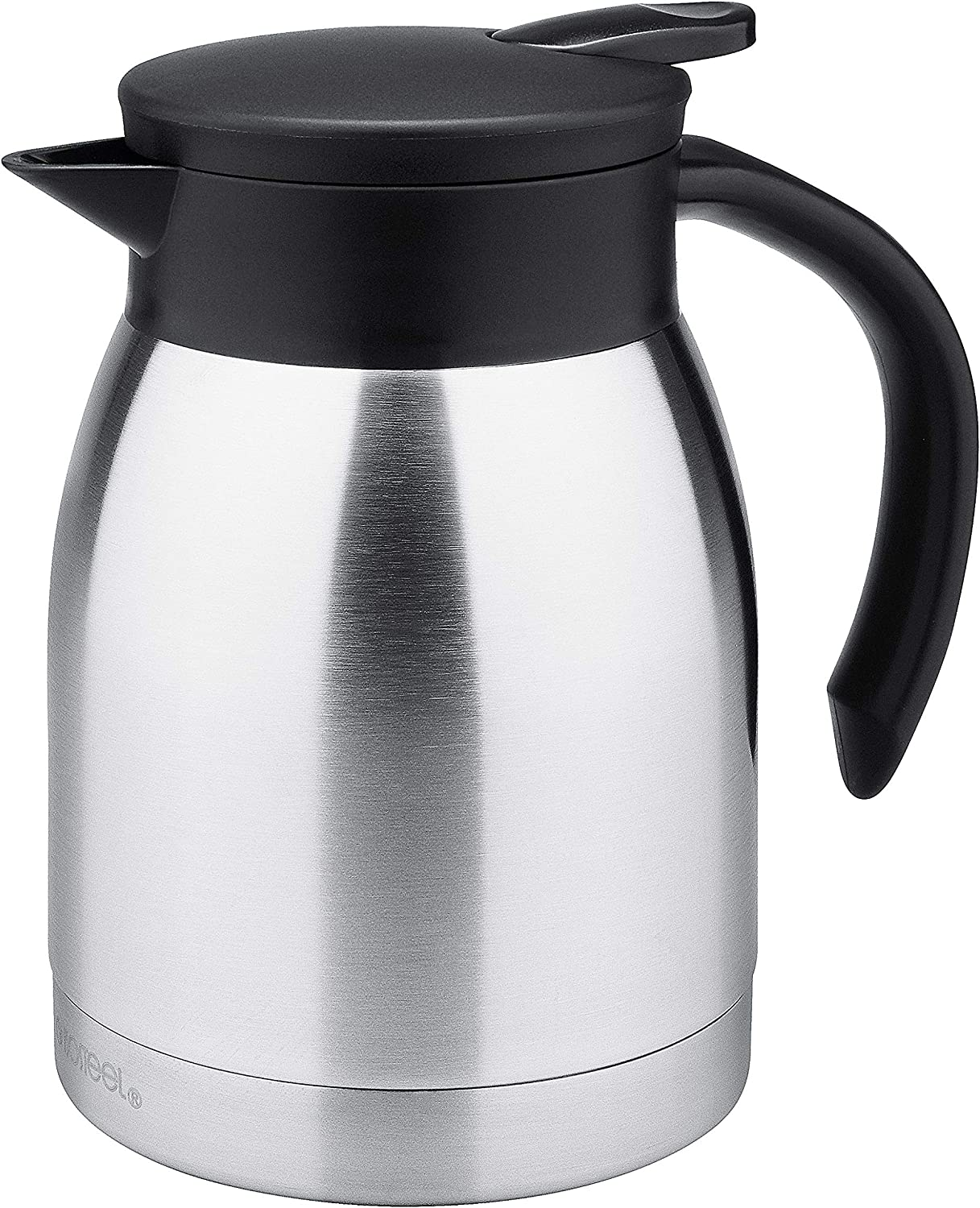 Isosteel Mesa Mall Vacuum jug Silver Recommended 0 6l