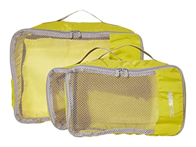 Pacsafe Travel Packing Cubes (Citronelle) Bags