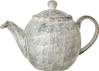 Bloomingville Stoneware Teapot, Blue