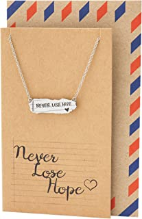 never lose hope designs