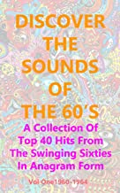 DISCOVER THE SOUNDS OF THE 60's