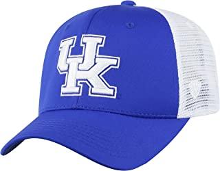 National Cap NCAA Eliminator Mesh Trucker Snapback University Of Kentucky - Wildcats