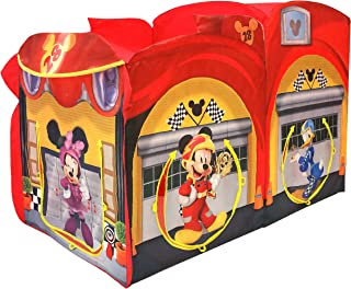 Playhut Disney Mickey Mouse & The Roaster Racers Garage Play Tent Playtent Play Tent
