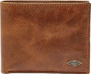 Fossil Men's Ryan Rfid Blocking Leather Passcase Wallet