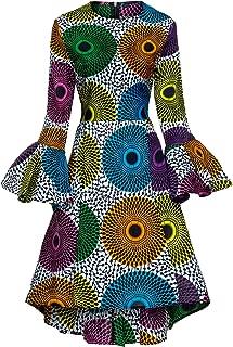 Best ankara african print dresses Reviews