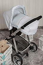 Babyline Sueños - Saco porta bebé, grupo 0, color azul
