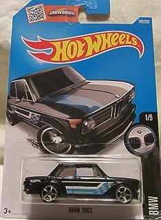 Hot Wheels 2016 BMW BMW 2002 186/250, Black
