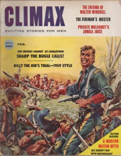 Climax: Exciting Stories for Men, vol. 3, no. 5 (February 1959)