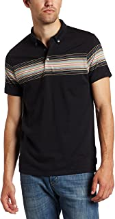 French Connection Men's England Engineered Polo