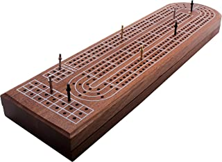 Best three track cribbage board Reviews