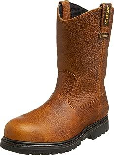 Men's Edgework Pull-On Waterproof Steel Toe Work Boot