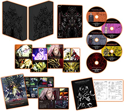 牙狼<GARO>-VANISHING LINE-DVD BOX2
