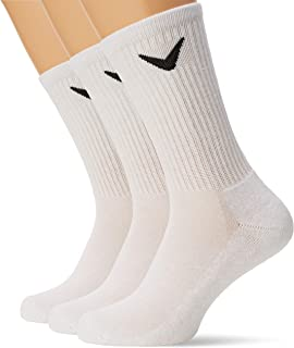 Callaway Men's Men's Sport Crew 3pk Socks (pack of 3)