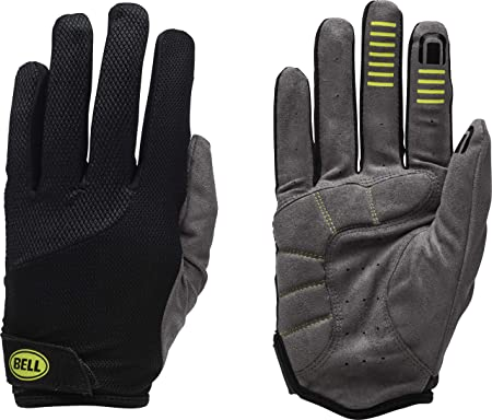 Breathable Bell Ramble 650 Cycling Gloves Size L-XL Extra Grip Touch Screen