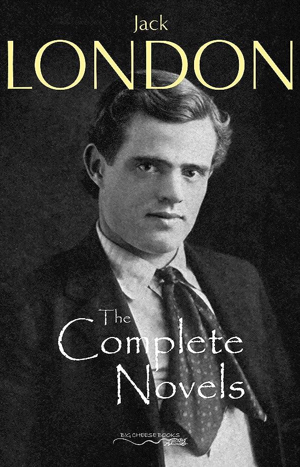 アロング発明する無視するThe Complete Novels of Jack London (English Edition)