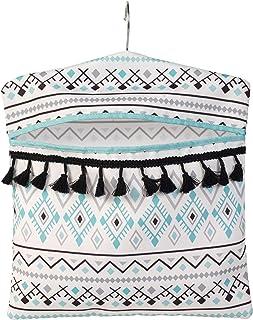 Rangement pour épingles à Linge à Suspendre Aztec Beldray® LA081551EU7 | Crochets de Suspension Facile | Peut contenir jus...