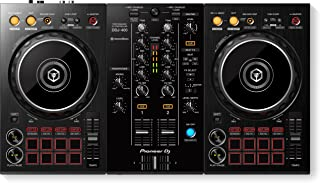 DJ Controller Portable 2-channel for Rekordbox DJ