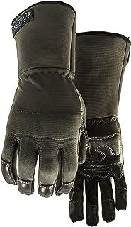 Perfect 10 Gauntlet Grey Garden Glove for Women Size M
