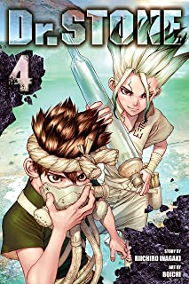 Dr. STONE, Vol. 4: Senku's Lab (English Edition)