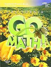 Houghton Mifflin Harcourt Go Math!: Practice Workbook Grade 5