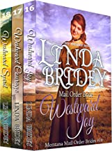 Montana Mail Order Bride Box Set (Westward Series) Books 16 - 18: Historical Cowboy Western Mail Order Bride Collection (Westward Box Sets Book 6)