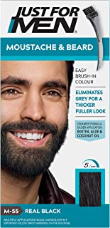 Just For Men M55 - Tinte para bigote y barba