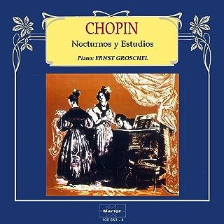 Chopin: Nocturnos y Estudios