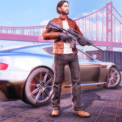 Miami Auto-Diebstahl-Gangster-Simulator-Spiel: Vegas-Stadt-Verbrechen-Abenteuer u. Kämpfende Überlebens-Mission geben für Kinder 2018 frei