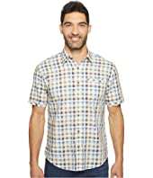 James Campbell - Facto Short Sleeve Plaid Shirt