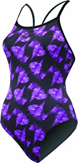 ARENA Women's Molena Race Polyester Swimsuit