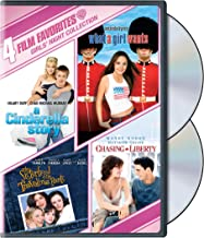 4 Film Favorites: Girls' Night (A Cinderella Story, The Clique, Sisterhood of the Traveling Pants, What a Girl Wants)